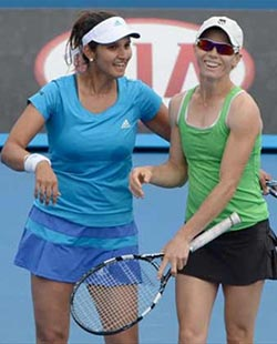 Cara  loses to top seeds at Australian Open