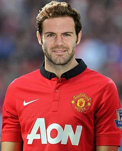 Mata completes record Man Utd move