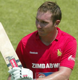 Zim names T20 squad  after player strikes