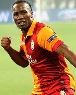 Drogba offers  Chelsea no favours