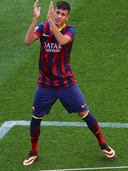 Barca pay US$18m in  Neymar fraud case