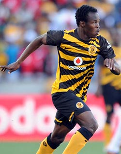 Musona grabs hat-trick in Mozambique