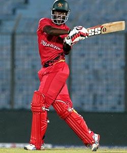 Twenty20:  Zimbabwe warm up with win