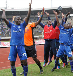 Dynamos edge Bosso to lift Bob Super Cup