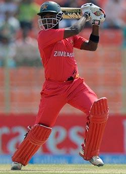 Chigumbura sparkles as Zim beat UAE