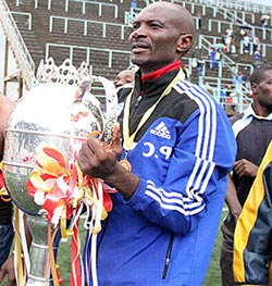 Dynamos vow Uhuru Cup defence