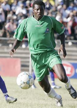 Mushekwi  back in South Africa