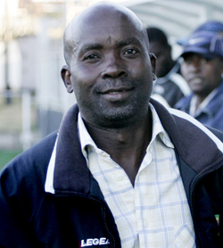 Jongwe appointed ZIFA technical director