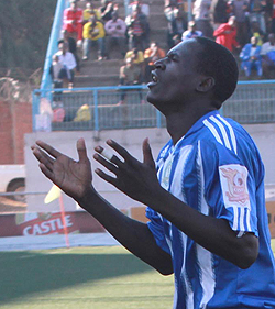 DeMbare blow  as Mutuma refused clearance