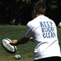Rugby: Zim sets anti-doping education example