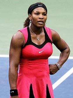 Serena Williams targets Paris pleasure