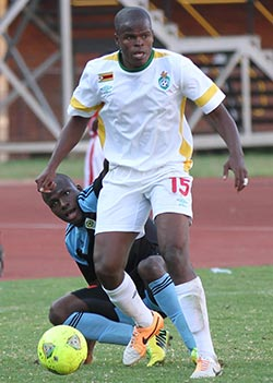 Katsande  hopes for Europe chance