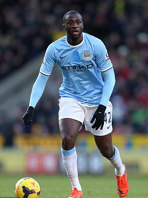 World Cup: Yaya Toure in race to be fit
