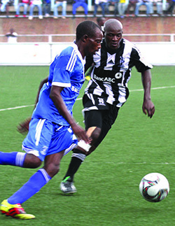 Old enemies'  face-off: Bosso take on DeMbare  The big showdown … Clashes between Dynamos and Highlanders usually fiery affairs