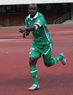 Caps in  third place after Hwange win