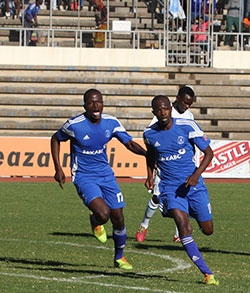 Dynamos  lodge official complaint over ref abuse