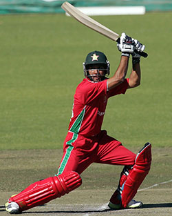 Williams burst guides Zimbabwe to easy Afghan win
