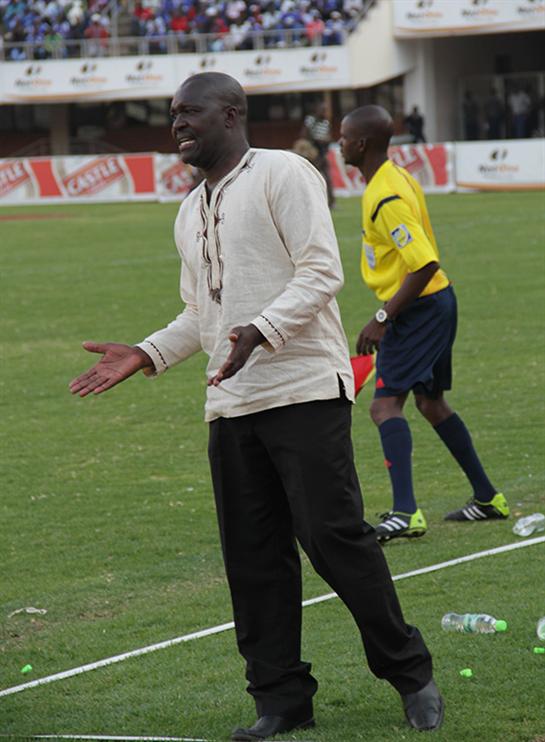 Bantu Rovers draw no disaster, Kaindu  The team is getting better … Highlanders head coach Kelvin Kaindu