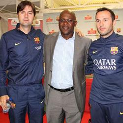 Barcelona coaches in Zimbabwe