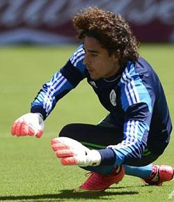 Malaga sign Mexico World Cup keeper Ochoa  World cup star … Mexico goalkeeper Guillermo Ochoa has signed for Malaga