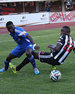 Highlanders,  Dynamos in Saturday showdown