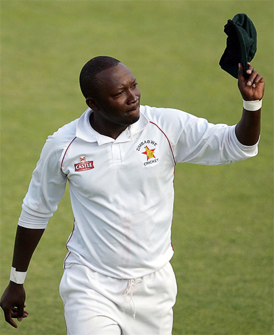 Nyumbu is the five-wicket hero for Zimbabwe