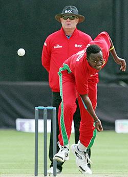 South Africa  thrash Zim in first ODI