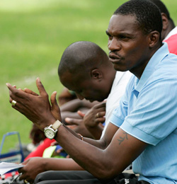 Mapeza delighted with winning start