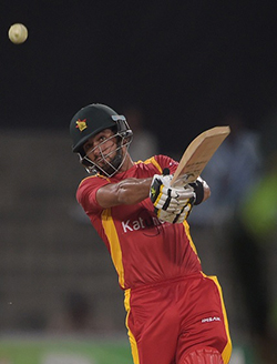 Australia thrash  Zimbabwe by 198 runs in ODI