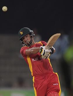 Australia thrash  Zimbabwe by 198 runs in ODI  His 70 the only score of note for Zimbabwe … Hamilton Masakadza