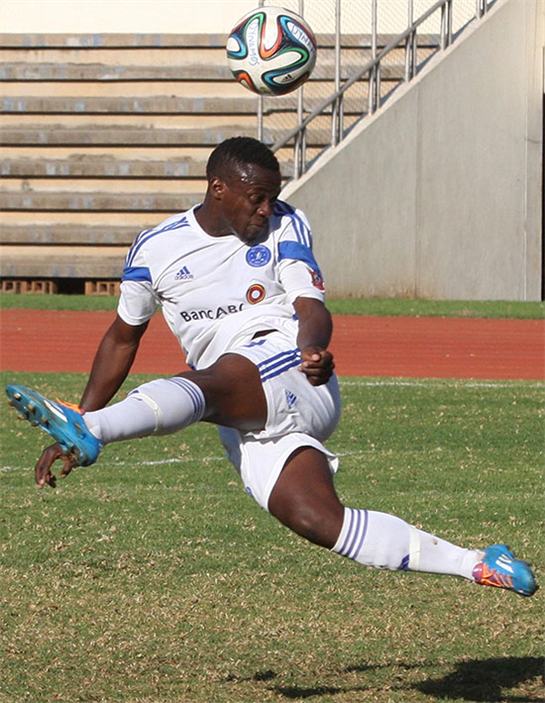 Masomere says ready for Dynamos  I am here to build a team that has lost confidence … New How Mine coach Luke Masomere