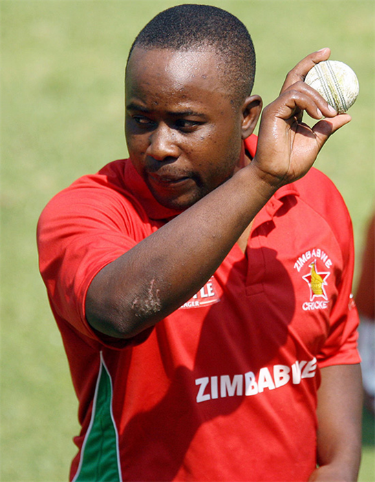 Utseya hat-trick in vain as South Africa beat Zimbabwe  Career-best figures … Propser Utseya became  only the second  Zimbabwean to take a hat-trick