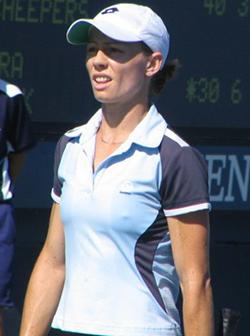 Cara through to US Open third round  Through to US Open third round … Cara Black and India's Sania Mirza