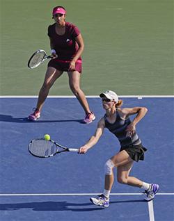Cara Black's US Open run ends