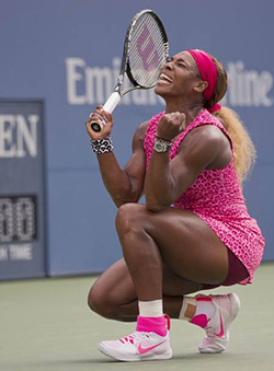 US Open women: Serena Williams wins 18th Grand Slam title