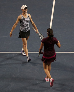 Cara qualifies for WTA Finals in Singapore