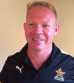 Zimbabwe's  Liam Middleton named Canadian sevens coach
