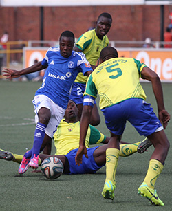 Dynamos beat Harare City in 8-goal thriller