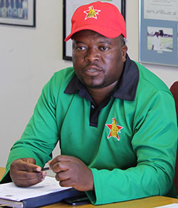 We are working very hard to rectify mistakes: Mangongo