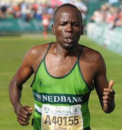 Makaza regains IAU world 50km title