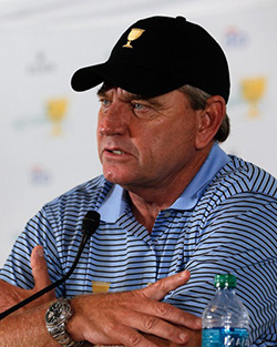 Price promises a  few 'tricks up my sleeve' as Presidents Cup captain