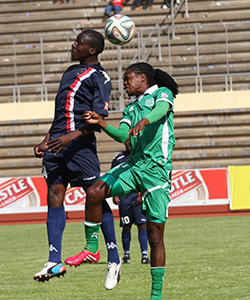Mangwiro  blasts Caps players after City draw