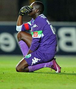 Kapini could leave SA side Amazulu