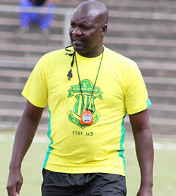 Caps United  coach, Mangwiro, off to Cameroon