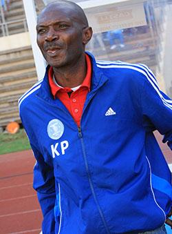 League  title: Pasuwa keeping the faith