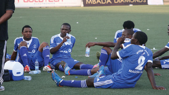 Dynamos pull out of Champions League over funding