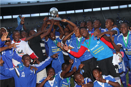 Dynamos  beat Highlanders to lift Gushungo Cup