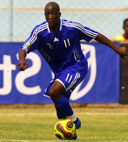 Edward Sadomba seals lucrative Libya deal