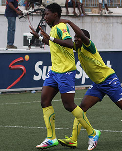 Harare City honour outstanding players