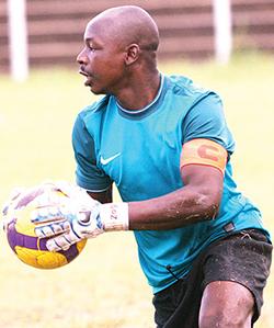 Harare  City raid Caps United for goalkeeper Tafadzwa Dube